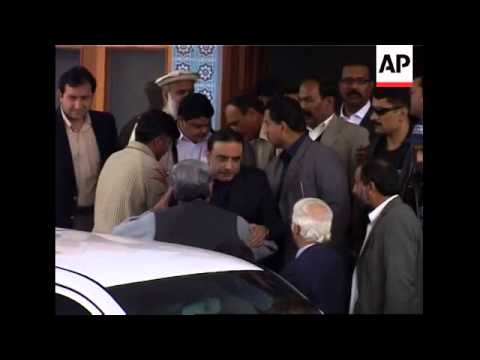 WRAP Co-chairman of PPP Zardari meets with ANP, Sharif comment
