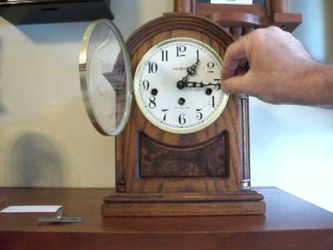 howard miller westminster chime mantel clock - Howard Miller Mantel Clock
