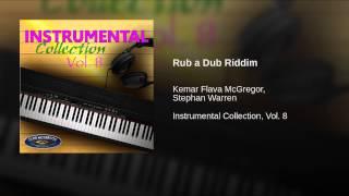 Rub a Dub Riddim