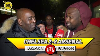 Chelsea 2-2 Arsenal | Those Players Showed More Character Than Disney! (Stricto)