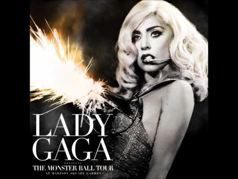 Lady Gaga - LoveGame (Monster Ball Tour: At Madison Square Garden) HQ