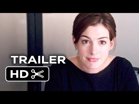 The Intern Official Trailer #1 (2015) - Anne Hathaway, Rober