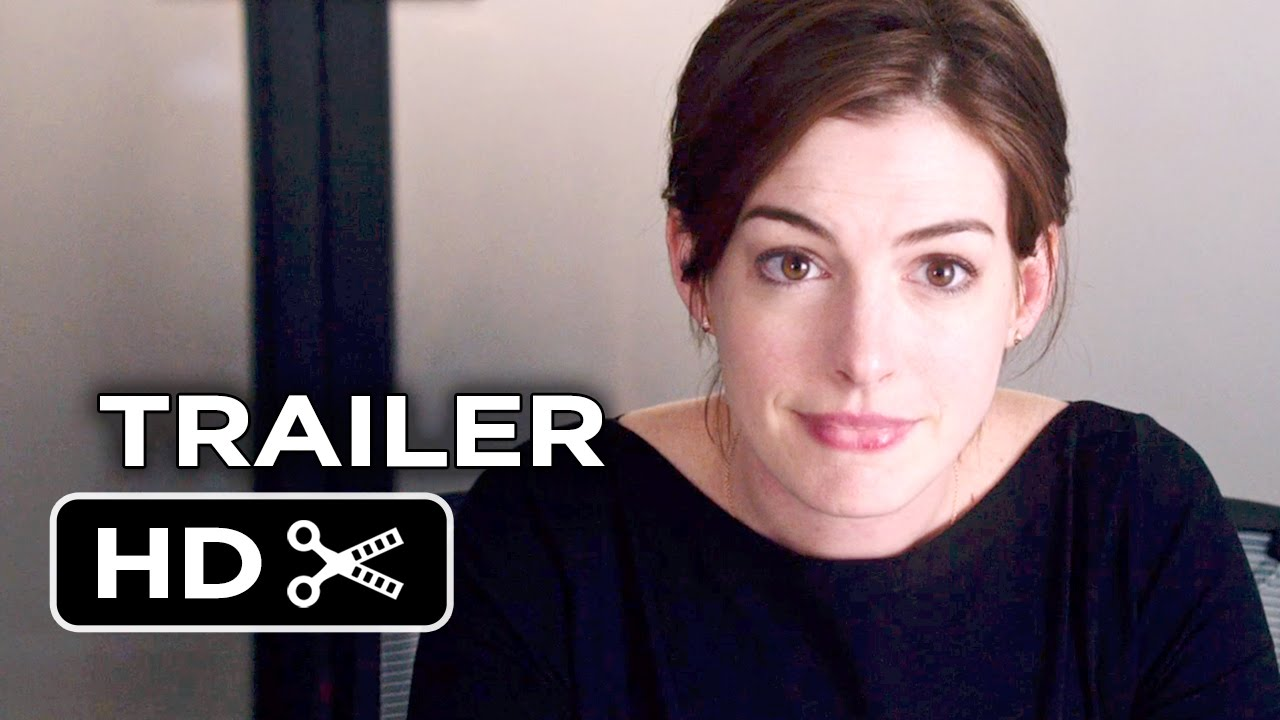 Download The Intern Official Trailer #1 (2015) - Anne Hathaway, Robert De Niro Movie HD