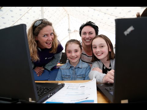 CoderDojo, Dublin Maker and more at Inspirefest's family fun day