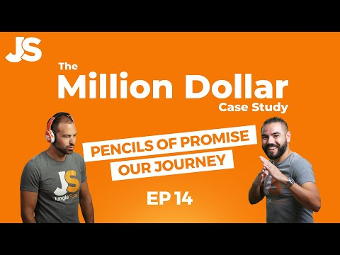 pencils of promise jobs