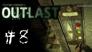 Outlast Gameplay Walkthrough [Part 8] ELEVATOR KEY!
