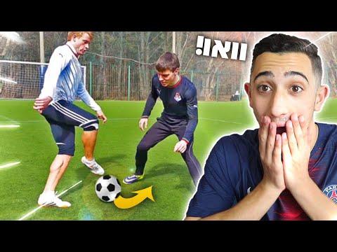 נסו לא להגיד וואו גרסת כדורגל (קשה בטירוף!)