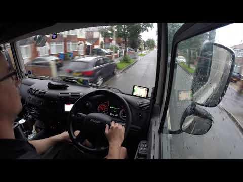 Trucker Jay in the UK: S4E38
