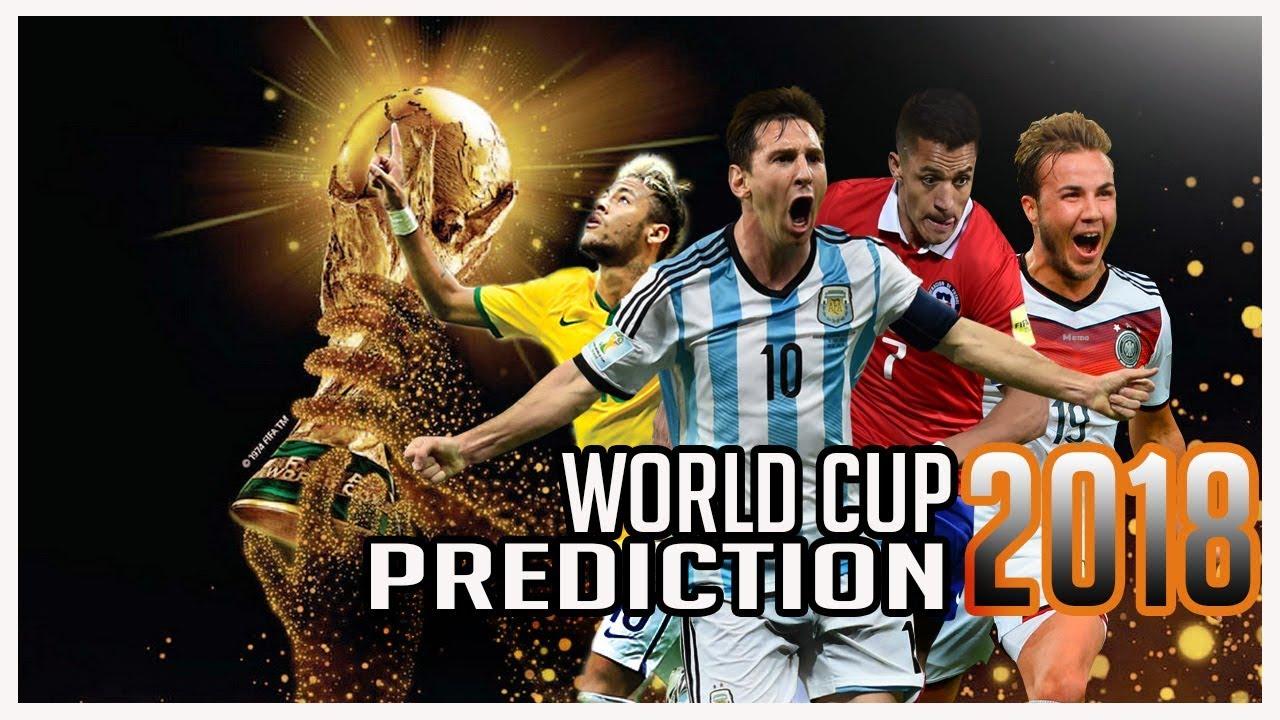 Fifa World Cup 2018 Russia Winner Prediction Top 10