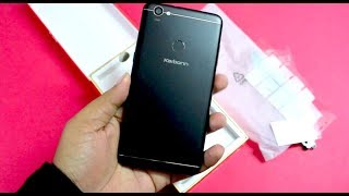 Karbonn Titanium Frames S7 Unboxing, Camera, Features | 5.5 inch Full HD display under 7000 INR