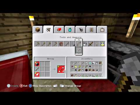 Let's Play: Minecraft Xbox 360- Episode 8