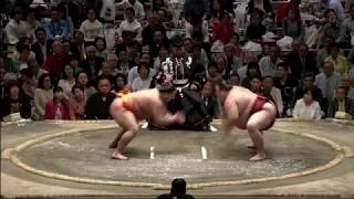 Sumo -Natsu Basho 2018 Final Day , May 27th -大相撲夏場所2018年 千秋楽