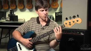 jazz bass lesson 1 bass basics