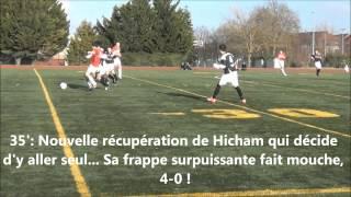 Municipaux Troyes vs Celles / Essoyes, 17-02-13 -- Résumé