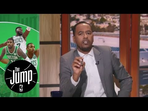 Boston Celtics' defense is 'for real' after team's 13th-straight win | The Jump | ESPN