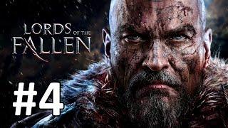 Lords Of The Fallen walkthrough part 4