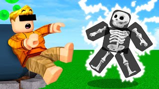 I used GOD POTIONS on Roblox Players (Wacky Wizards)