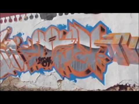 Graffiti in San Fernando Spain