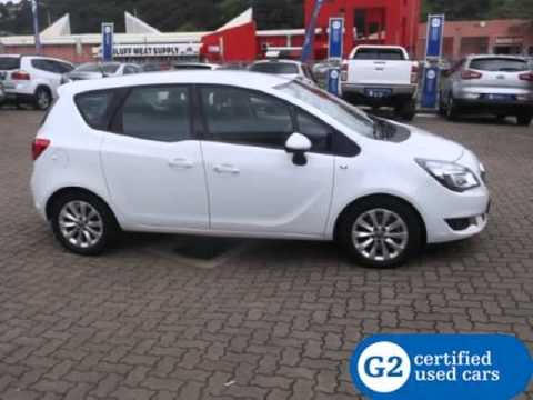 2014 Opel Meriva 14 Turbo Enjoy Auto For Sale On Auto Trader South