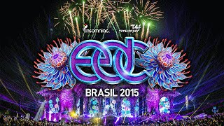 EDC Brasil 2015 Official Trailer
