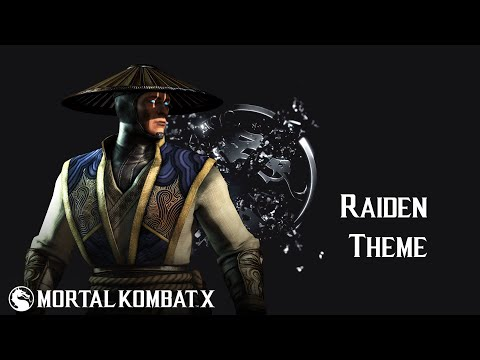 Mortal Kombat X - Raiden: Thunder God (Theme)