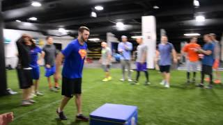 MLB Offseason Training at Barwis Methods of Port St. Lucie