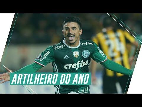 Artilheiro do Palmeiras! Todos os gols de Willian em 2017