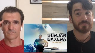 Gunjan Saxena - The Kargil Girl Trailer REACTION!! | Pankaj Tripathi, Janhvi Kapoor