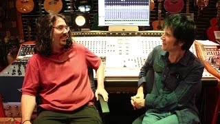 Greg Wurth: Engineer at Steve Vai