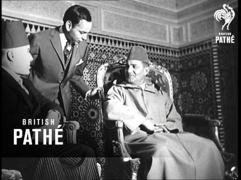 Tunis Trouble (1957)