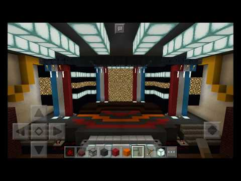 The Voice Studio Designs | Minecraft PE (Creative)