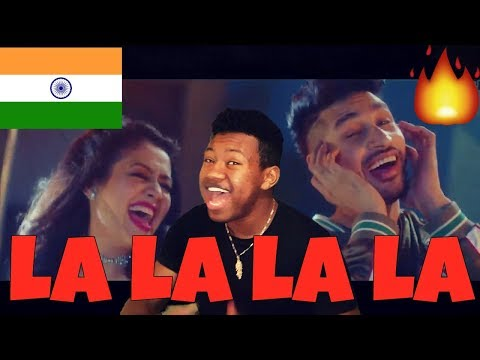 La La La - Neha Kakkar ft. Arjun Kanungo - Bilal Saeed!! REACTION!!!