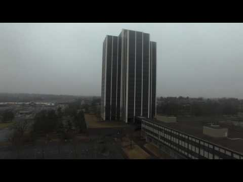 4K Drone Video - Martin Tower - Bethlehem, PA