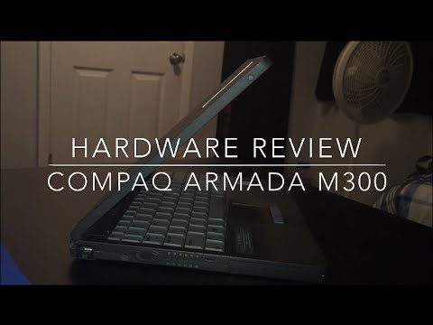 Compaq Armada e500s Notebook Easy Access Buttons Update