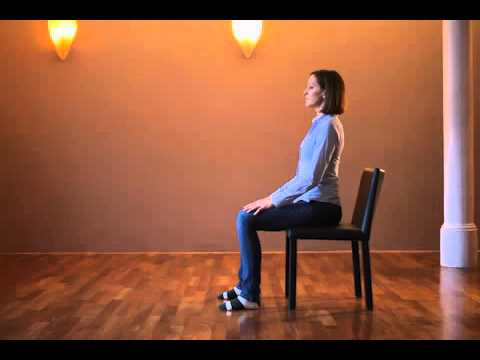 how to sit in a chair youtube. Black Bedroom Furniture Sets. Home Design Ideas