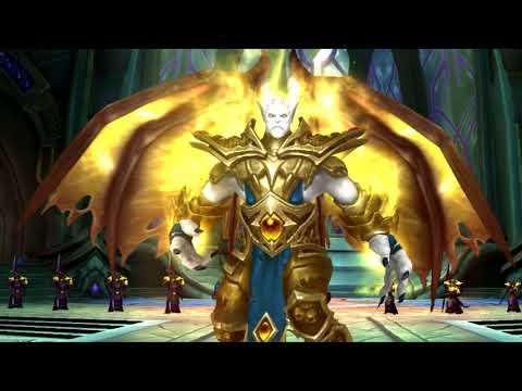 World of Warcraft - реплики Лотраксиона