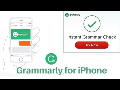 How To Use Grammarly Keyboard In IPhone Or IPad