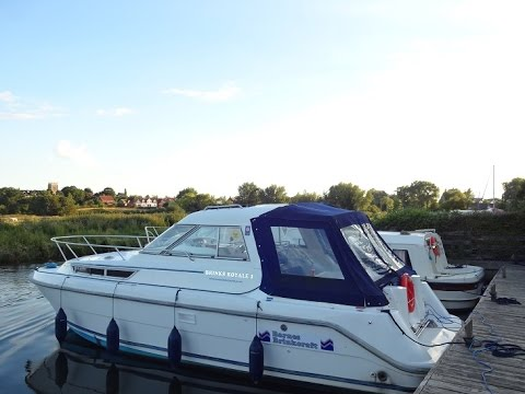 Norfolk Broads - Brinks Royale - Day 3