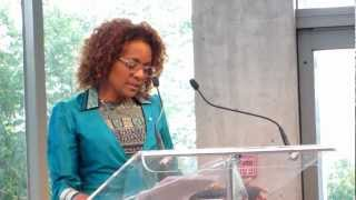 Rt. Hon. Michaelle Jean Speaking on Youth, Justice, and the Arts | Jeunesse, justice et arts