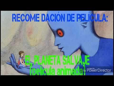 RECOMENDACIÓN DE PELÍCULA: EL PLANETA SALVAJE (La planète sauvage)   (película animada 1973 )