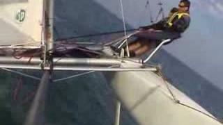 Nacra 6.0 sailing catamaran - The best of