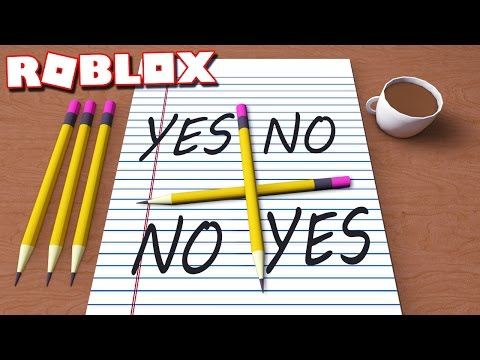 CHARLIE CHARLIE CHALLENGE IN ROBLOX!?