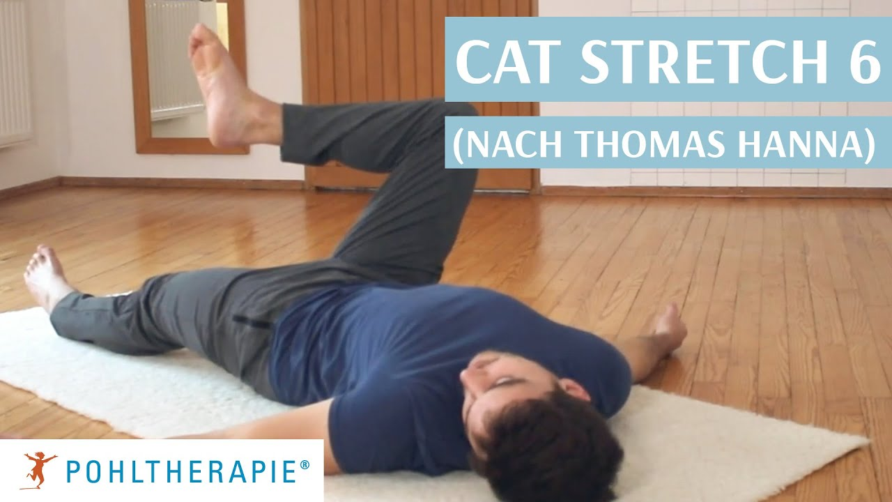 Cat Stretch 6 (nach Thomas Hanna)