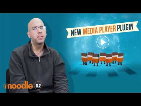 New industry-leading media player in Moodle 3.2 | Cameron Ball, Moodle HQ