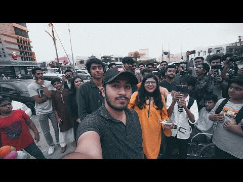 MEETUP CHILLINGS ft. Momina Munir, IrfanSheikhFilms, Bilal Azeem etc