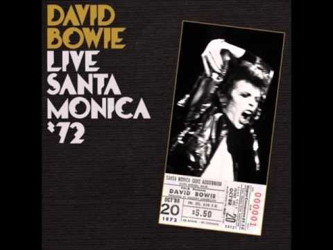 David Bowie Live at Santa Monica 1972