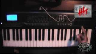 Trey Songz: Dive In - Piano tutorial [B.E.C]