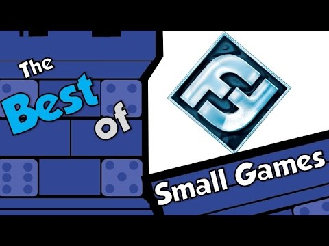 The Best of Fantasy Flight - Small Games