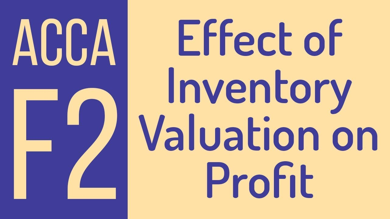 inventory valuation Lifo isn't a good indicator of ending inventory value because the leftover inventory might be extremely old and, perhaps, obsolete this results in a valuation much lower than today's prices.