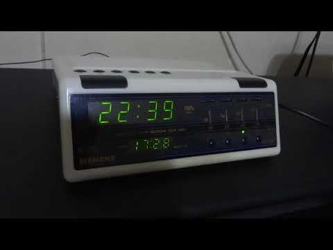 Radio Clock Siemens RG306